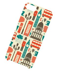 London Landmarks Custom iPhone 5 Case. $17.95, via Etsy.