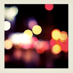 trever hoehne - city 01 Bokeh Images, Blurred Lights, Bokeh Photography, Paradise Garage, Fragrance, Texture, Abstract, City, Pattern