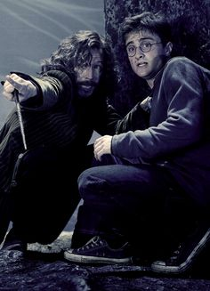 Sirius & Harry