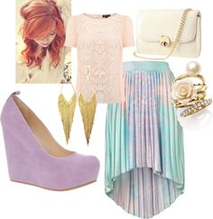 Aly, created by meghan18 on Polyvore