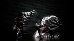 interactive dance media by princemio princemio.net ------------------ This choreography is about the duett of dance and interactive media. My ispiration is t...