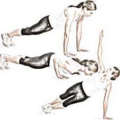upper body workouts for women push ups