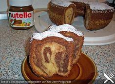 Eierlikör-Nutella-Kuchen