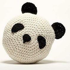 cojin de oso a crochet - Buscar con Google