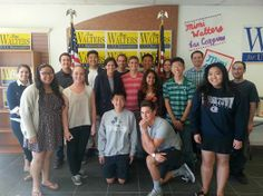 Grateful to have such a hard working & dedicated campaign team! Thank you! #TeamWalters #ca45 #blessed