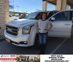 #HappyBirthday to Jennifer from Wade Skurlock at McKinney Buick GMC!  https://deliverymaxx.com/DealerReviews.aspx?DealerCode=ZAKC  #HappyBirthday #McKinneyBuickGMC
