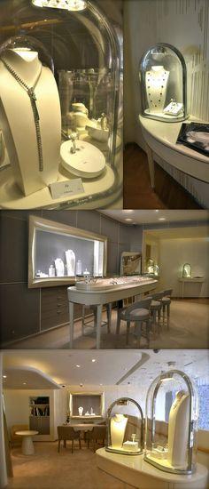 Van Cleef & Arpels Luxury Flagship Store