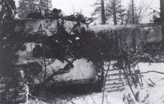 Tiger №4,s.Pz.Abt.502,Leningrad,january 1943