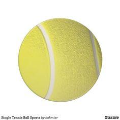 Single Tennis Ball S