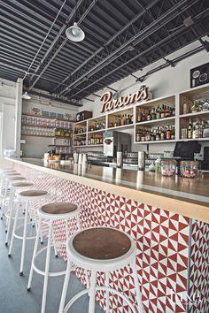 Chicagoland has a new James Beard award-winning restaurant for design. Grab a stool and enjoy!