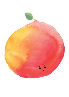charlotte-mei: Fresh prints ~ Peach Boy/ A3 giclee on hahnemuhle german etching paper contact me to buyy