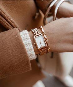 TREND | Eckige Uhren