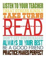 Teacher Sign - for the classroom...