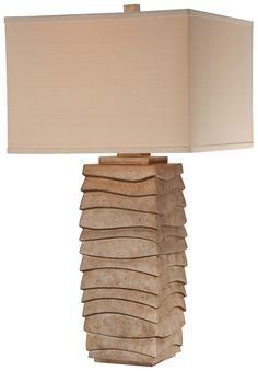 Layered Table Lamp
