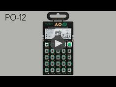 Teenage Engineering PO Testbericht: Trio aus winzigen elektronischen Instrumenten - http://www.delamar.de/test/teenage-engineering-po-testbericht/?utm_source=Pinterest&utm_medium=post-id%2B31483&utm_campaign=autopost