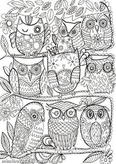 Mandala Owl Coloring Pages. 31 Mandala Owl Coloring Pages. More Than 15 Mandala Owls Coloring Pages Reducing the Stress Owl Coloring Pages, Printable Coloring Pages, Free Coloring, Coloring Sheets, Coloring Books, Kids Coloring, Owl Art, Colorful Drawings, Owls