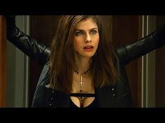 WE SUMMON THE DARKNESS Clip Alexandra Daddario PLOT: Three best friends cross paths with sadistic killers after they travel to a secluded country home. Percy Jackson, Keean Johnson, P Logo Design, Alexandra Daddario Images, Laura Vandervoort, Annabeth Chase, Girl Inspiration, Gal Gadot, Beautiful Celebrities
