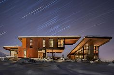 Studhorse Residence by Olson Kundig - CAANdesign | Architecture and home design blog