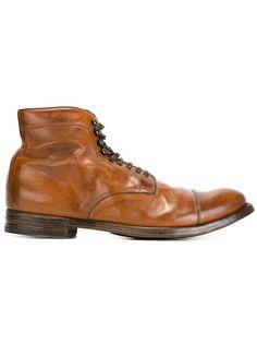 685235510d2d Officine Creative  Anatomia  Boots - Farfetch