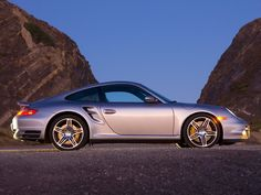 Porsche 911 - beautiful car! I can think of a few places to go in this!