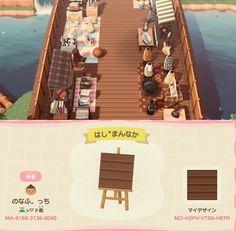 Animal Crossing 3ds, Animal Crossing Villagers, Animal Crossing Qr Codes Clothes, Animal Games, My Animal, Ac New Leaf, Arte Cyberpunk, Motifs Animal, Path Design