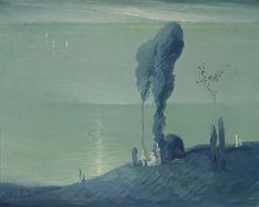 Moonwatchers - Leon Dabo