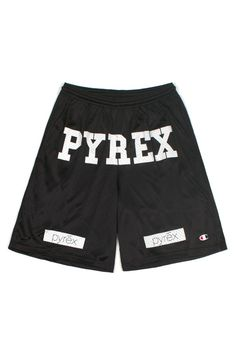 PYREX VISION - GYM SHORTS - $60.00