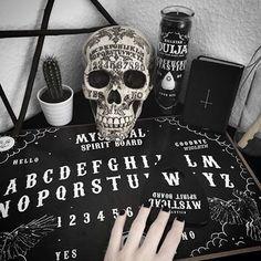You used to call me on the ouija board; Spirit Board Game & Ouija Church…