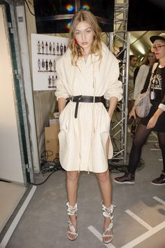 See beauty photos for Isabel Marant Spring 2017 Ready-to-Wear collection.