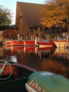 Antique Boat Show at The Abbey Resort  in Lake Geneva, Wisconsin