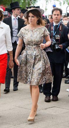 9e8eb0f8c55 Princess Eugenie Has Exactly What It Takes to Choose a Royal Wedding Dress