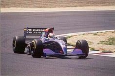 Roland Ratzenberger's only F1 race was the Pacific GP  in Japan, 1994, where he finished 11th.