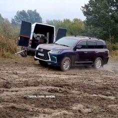 Watch the Lexus Closely | Powerful SUV