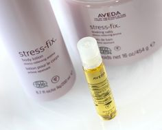 Stress Fix Body Treatment: Natural herbal essential oils are applied in a warm, aromatic treatment chosen to stimulate your body's own ability to release stress and restore peace and well-being to body, mind, and soul.