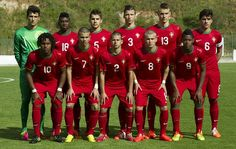 SPORTS And More: #Portugal -3- #Ukraine -0- F ensured the presence ...