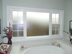 Rain patterned obscure privacy glass compliments and - Obscure glass windows for bathrooms ...