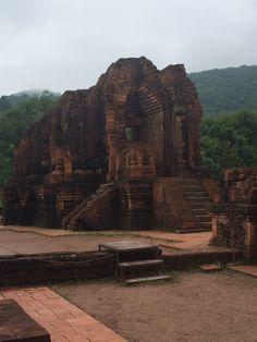 My Son, de oude stad die is opgenomen in de UNESCO werelderfgoederen lijst