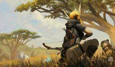 Echeyakee, the Whitemist by 6kart.deviantart.com on @deviantART