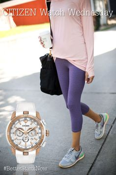 Shop our latest collection of Eco-Drive watches - powered by any light, never need battery replacement. Ladies Watches, Women's Watches, Luxury Watches, Citizen Watches, Citizen Eco, Watch Companies, Victoria, Street Style, Lady