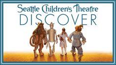 Seattle Children's Theatre Flex Pass Subscription @ Charlotte Martin Theatre (Seattle, WA) Theatre For Young Audiences, Children's Theatre, Stuff To Do, Things To Do, Seattle, Washington, Charlotte, Kids, Movie Posters