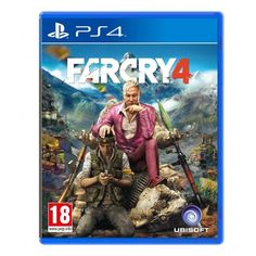 Far Cry 4 PS4 Game | http://gamesactions.com shares #new #latest #videogames #games for #pc #psp #ps3 #wii #xbox #nintendo #3ds