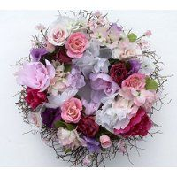 Peony and Roses spring wreath for front door small wreath Mother Day Gifts, Gifts For Mom, Spring Front Door Wreaths, Welcome To My House, Wedding Wreaths, Flower Pictures, Summer Wreath, Small Wreath, Pansies