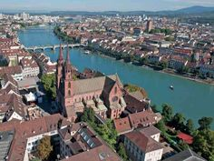 Nestled in northwest Switzerland is an incredible city called Basel. If you've never heard of it, check it out and prepare to feast your eyes on one of the most beautiful cities on this planet with Cosimo Commisso. Agadir, Basel, Lonely Planet, Port El Kantaoui, Adventure Hotel, Palace, France City, Destin Hotels, Destinations