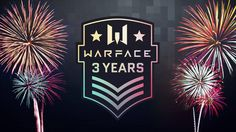 #Warface Celebrates Three Years Of Action With New Update! MORE➡ http://www.jadorendr.de/  @Warface @Crytek @cryengine
