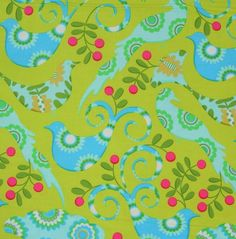 love this Michael Miller fabric