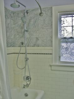 1920s bathroom after