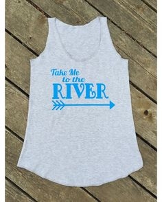 Backwoods Gypsy Women's Take Me To The River Tank