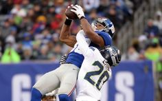 Victor Cruz left Sunday's game after a hard fall in the third quarter. (USATSI)