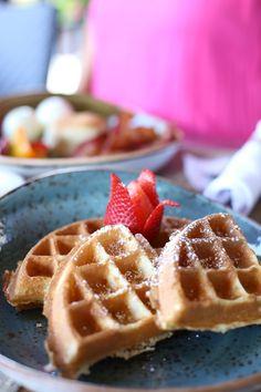 Waffles for brunch v
