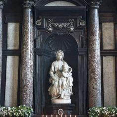 Madonna and Child   OLV kerk Bruges © Vincent Ko Hon Chiu